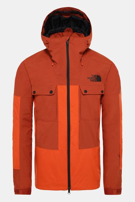 The North Face Balfron Jas Regular Oranje/Rood