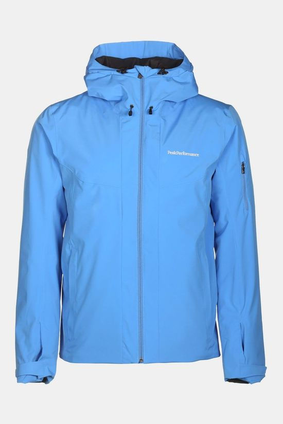 Peak Performance Blanc Jas Middenblauw