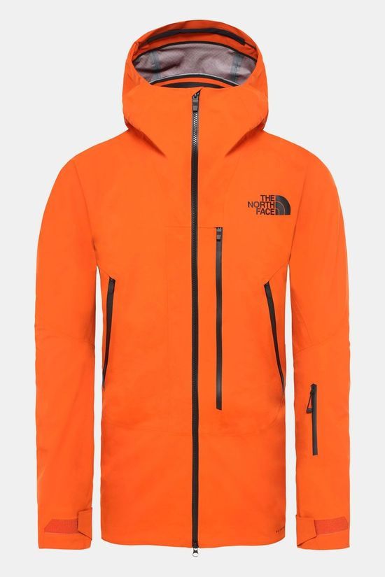 The North Face Freethinker Futurelight Jas Oranje
