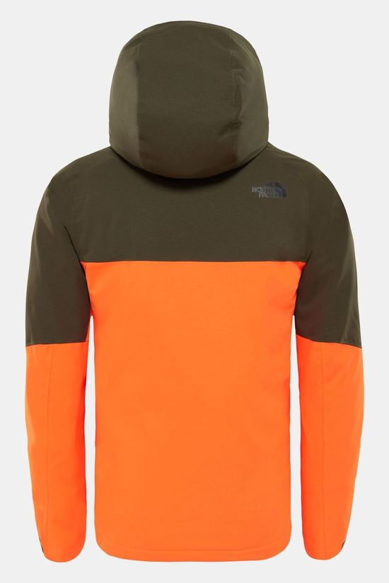 The North Face Chakal Insulated Jas Junior Oranje