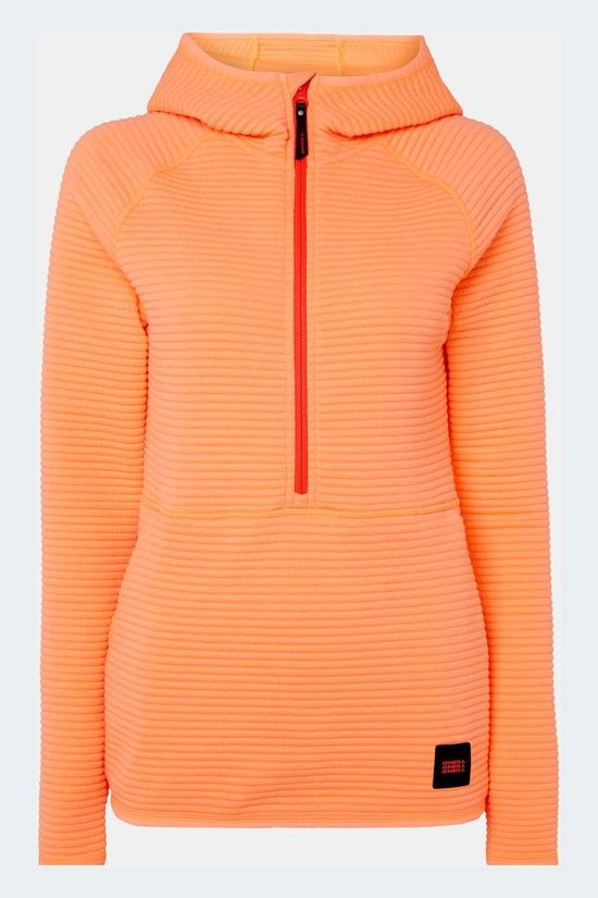 O'Neill PW Formation Half-Zip Fleece Dames Zalmroze