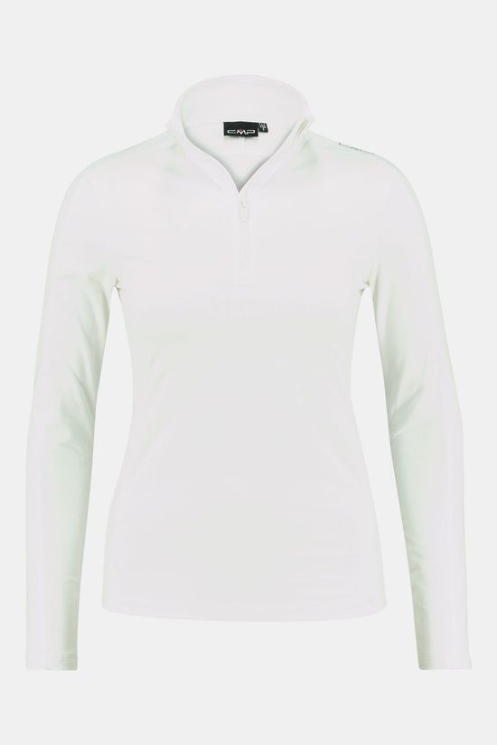 CMP Stretch Ski Pulli Dames Wit