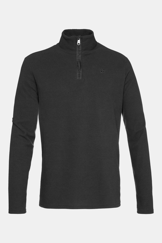 Protest Perfecto 1/4 Zip Skipully Zwart