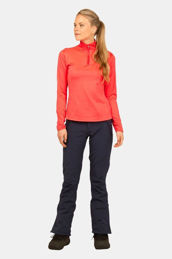 Protest Lole Softshell Skibroek Dames  Donkerblauw