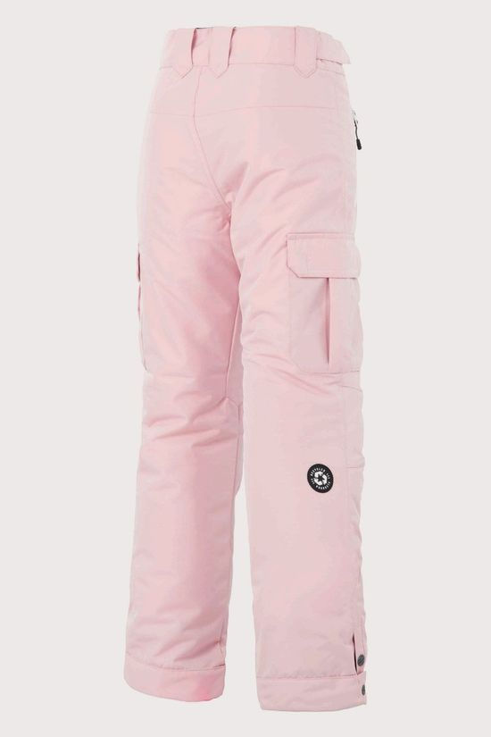 Picture Organic Clothing August Ski/snowboardbroek Kids Middenroze
