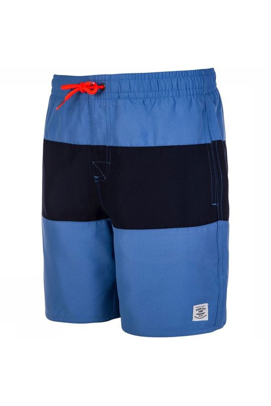 Protest Beagle 18 Beach Short Junior Middenblauw/Lichtblauw