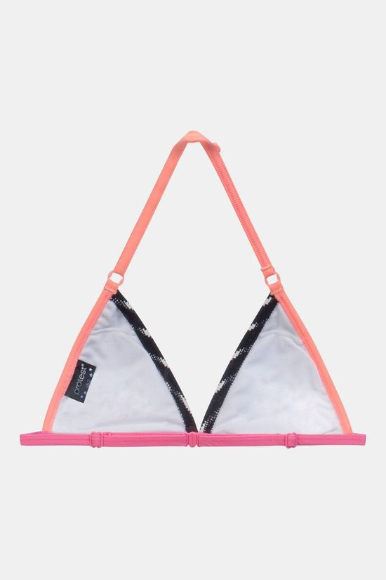 Protest Mm Betty Jr Triangle Bikini Top Junior Zwart