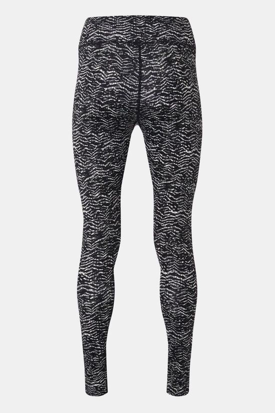 O'Neill Mix Legging Dames Zwart/Ass. Geometrisch