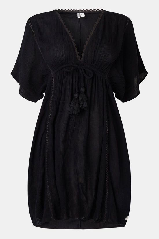 O'Neill Boho Cover Up Dames Zwart
