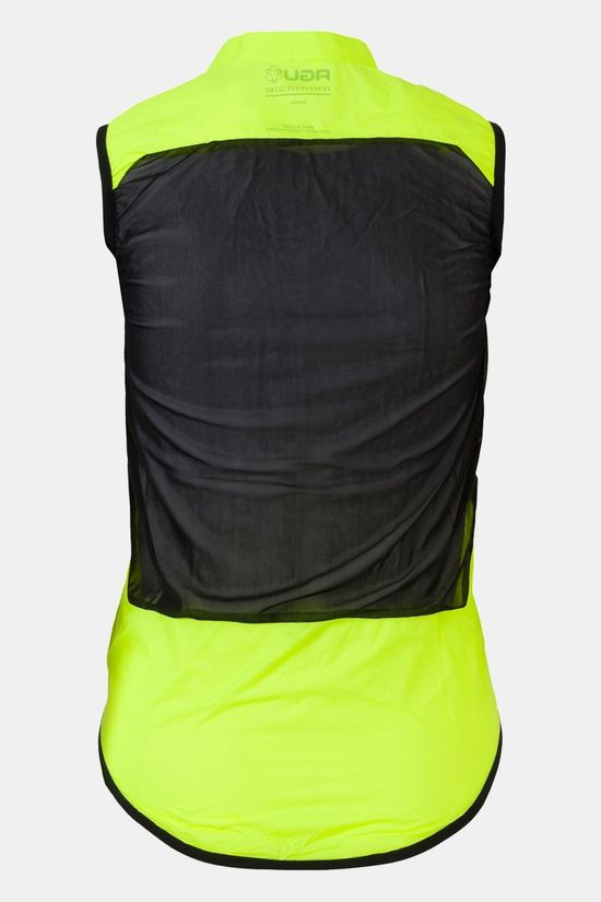 AGU Wind Body Essential Dames - Fluo Geel - XS Geel