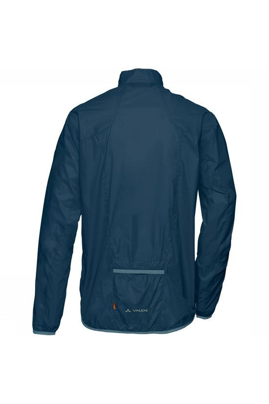 Vaude Air III Jas Marineblauw