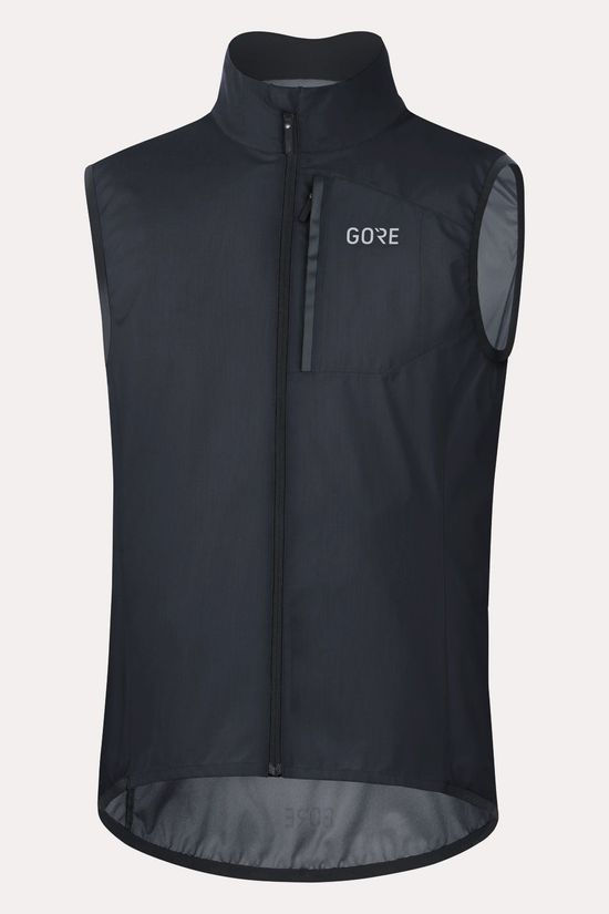 Gore Wear Spirit Bodywarmer Zwart