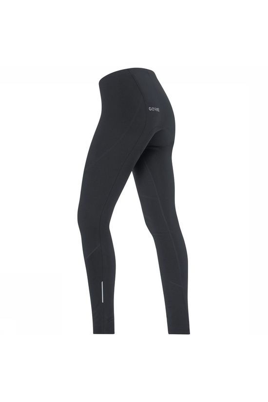 Gore Wear C3 Thermo Tight+ Dames Zwart