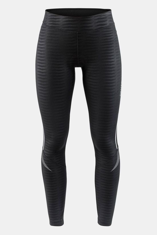 Craft Ideal Thermal Tights Dames Zwart