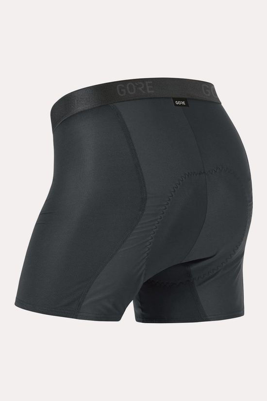 Gore Wear C3 GWS Baselayer Shorts+ Boxer Zwart