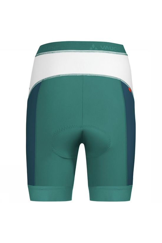 Vaude Advanced III Shorts  Dames Middengroen