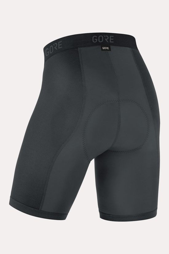 Gore Wear C3 Liner Short Tight+ Zwart