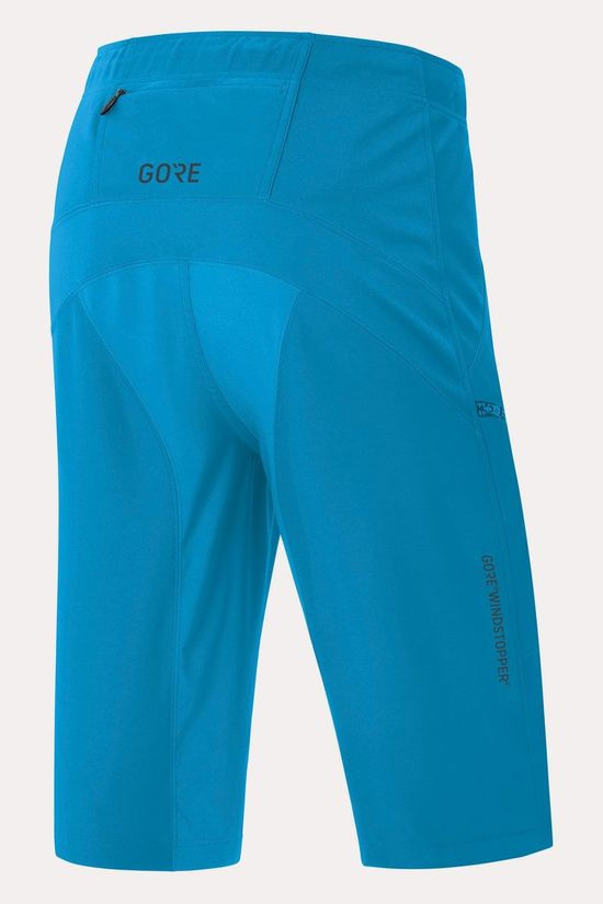 Gore Wear C5 GWS Trail Short Lichtblauw
