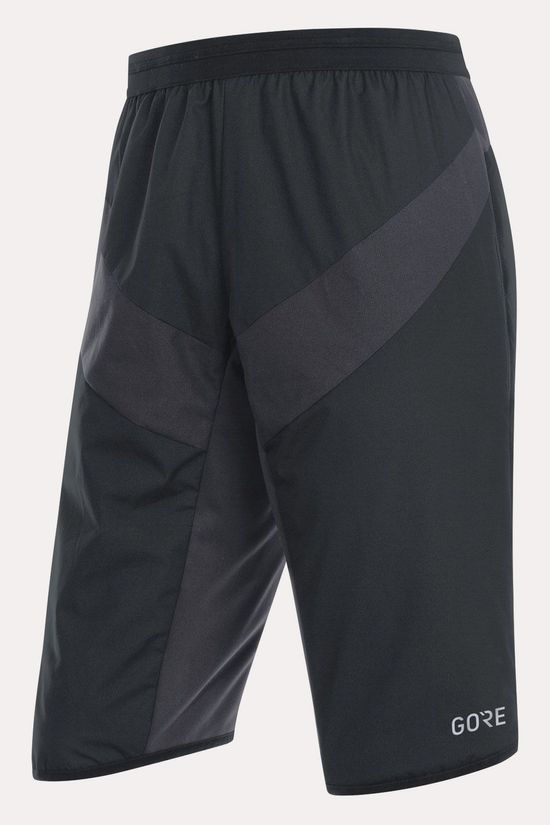 Gore Wear C5 GWS Insulated Short Zwart/Donkergrijs