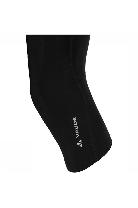 Vaude Knee Warmer II Zwart