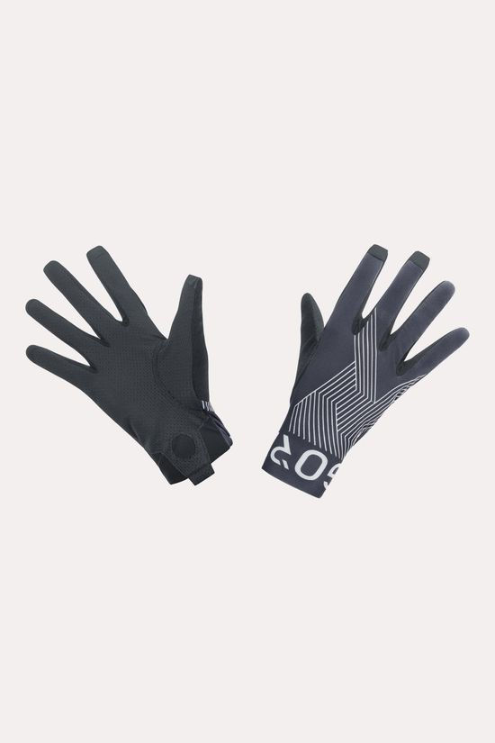 Gore Wear C7 Pro Gloves Donkergrijs/Wit