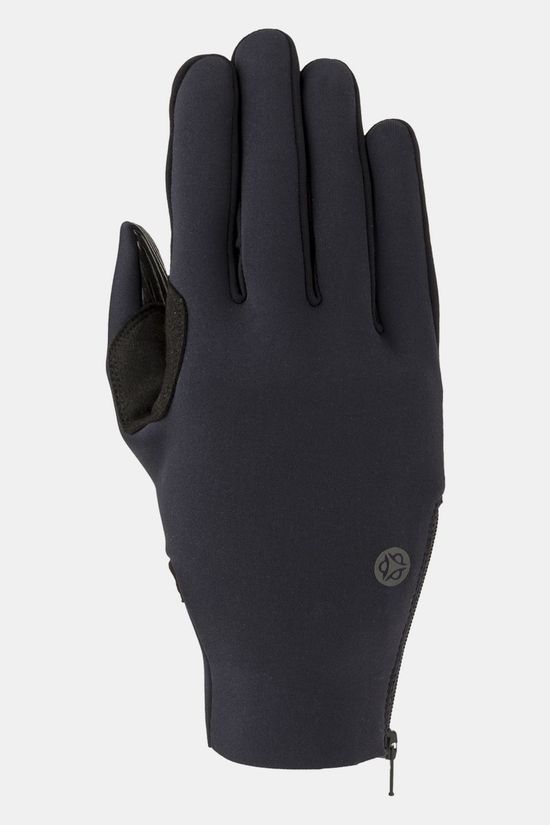 AGU Handschoen Neoprene Light + Zip Zwart