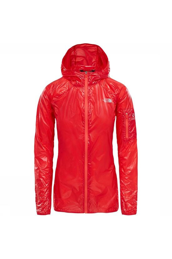 The North Face Flight RKT Jas Dames Rood