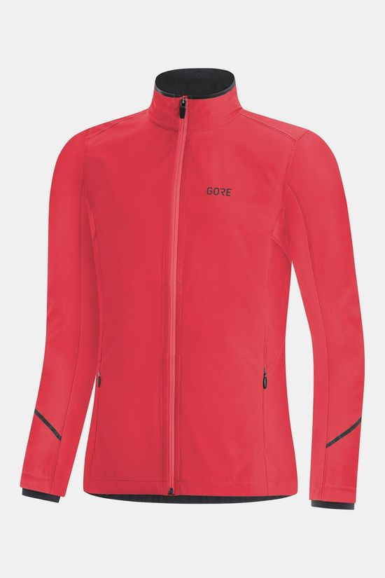 Gore Wear R3 Gtx I Partial Jacket Dames Middenrood