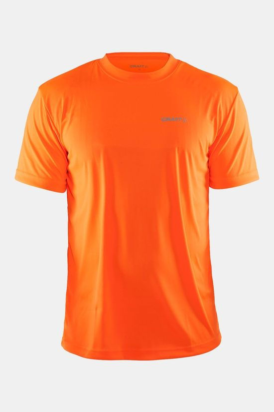 Craft Prime Shirt Oranje