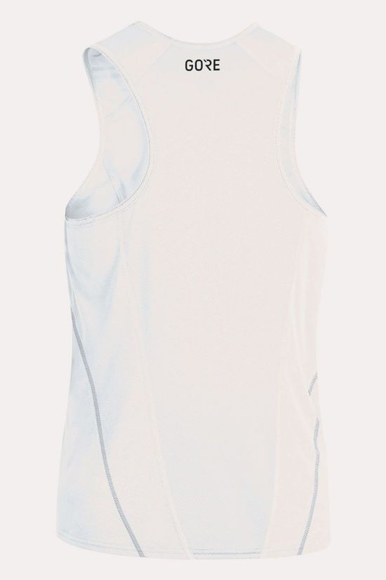 Gore Wear R5 Sleeveless Shirt Wit