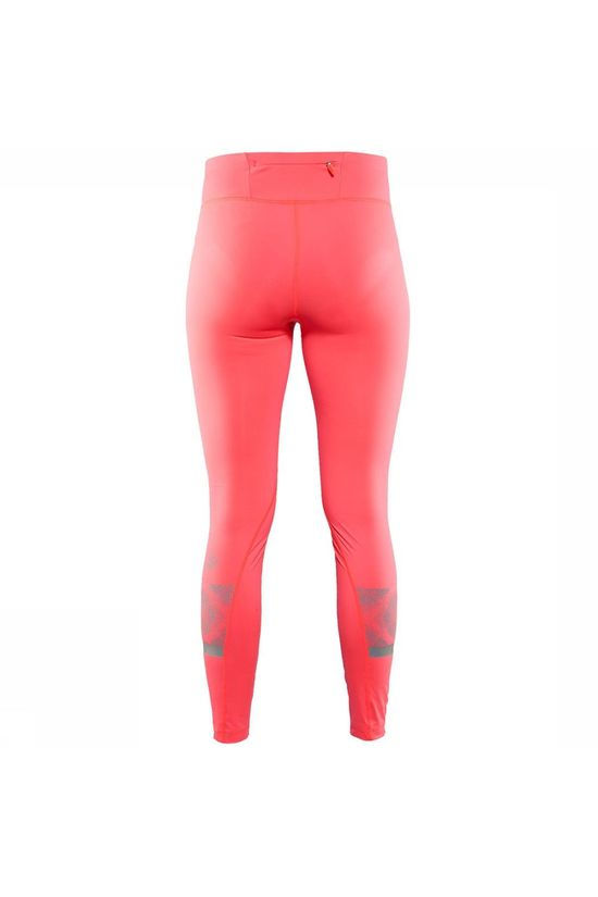 Craft Brilliant 2.0 Light Tight Dames Rood