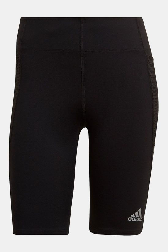 adidas How We Do Tight Short Zwart