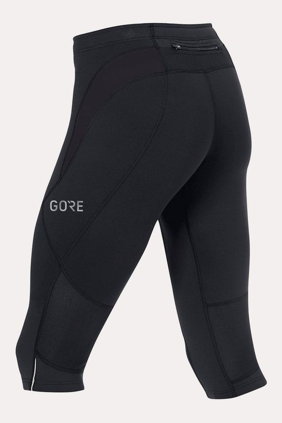 Gore Wear R3 3/4 Tight Zwart