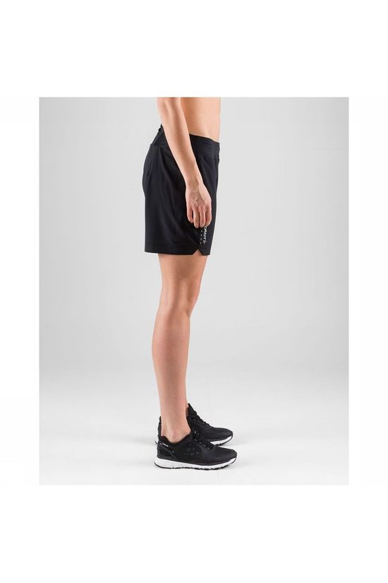 "Craft Essential 7"" Short Dames Zwart"