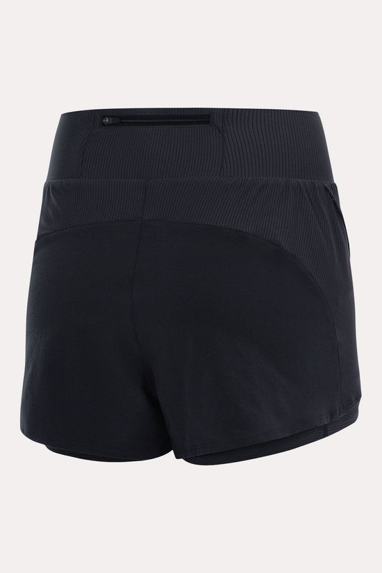 Gore Wear R7 2in1 Short Dames Zwart