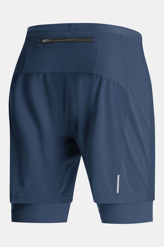 Gore Wear R5 2In1 Shorts Donkerblauw