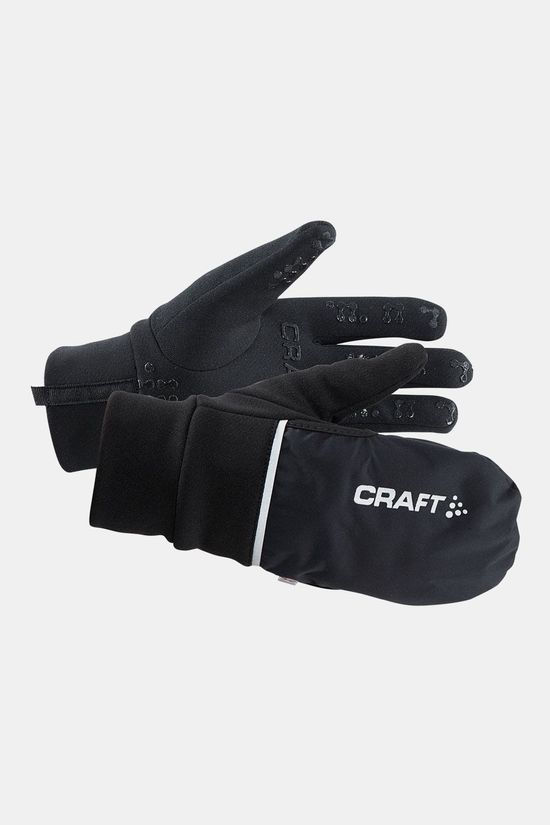 Craft Handschoen Hybrid Weather Glove Zwart