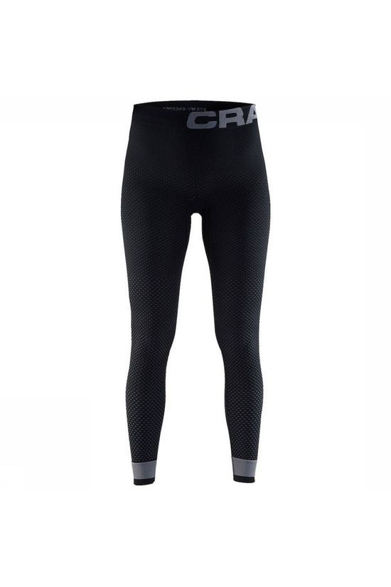 Craft Warm Intensity Legging Dames Zwart/Donkergrijs