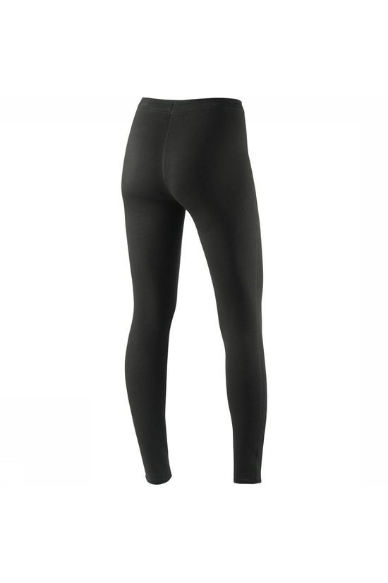 Houdini Long Power Tight Dames Zwart
