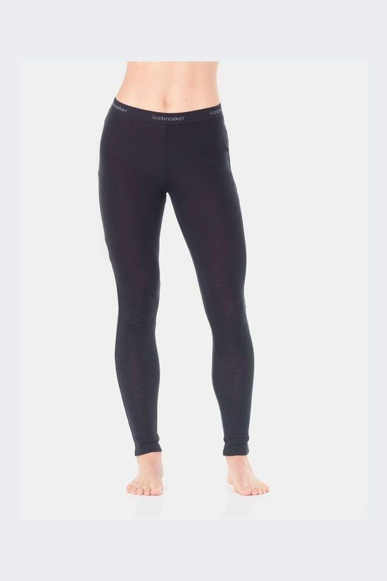Icebreaker 175 Everyday Leggings Dames Zwart