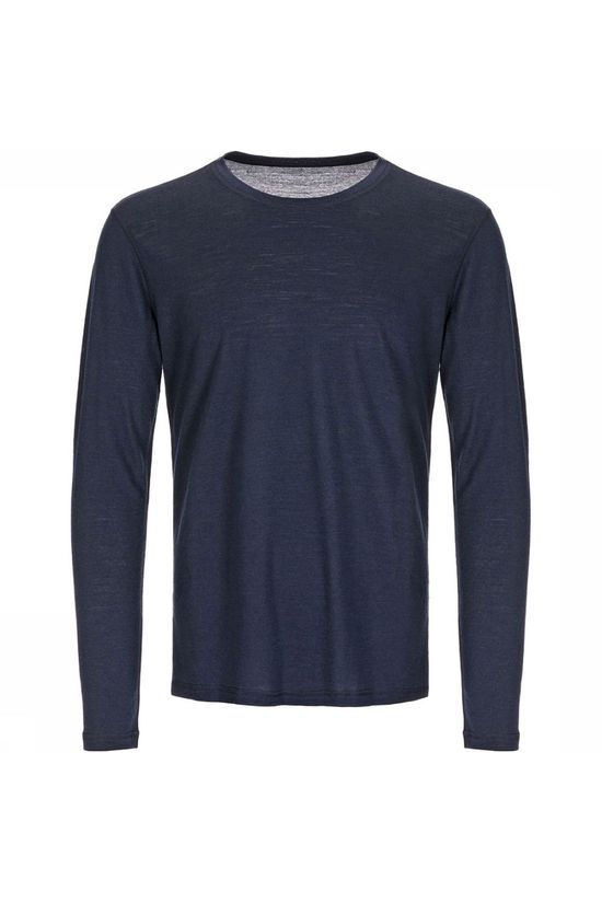 Supernatural Base 140 Shirt Donkerblauw