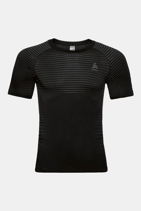 Odlo SUW Performance Light SS Crew Neck Top Zwart