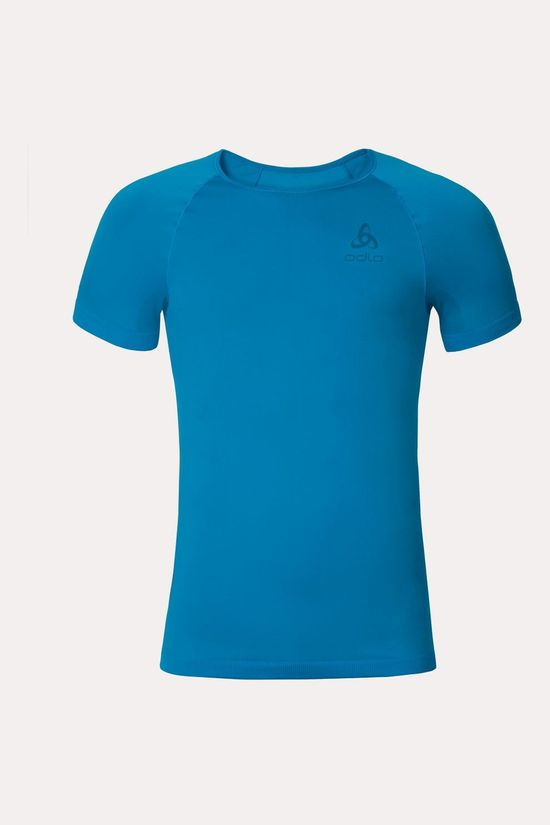 Odlo Evolution X-Light Shirt  Middenblauw/Blauw