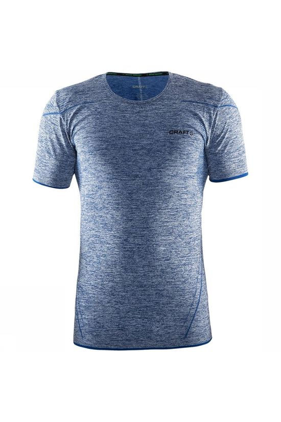 Craft Active Comfort RN Shirt Donkerblauw
