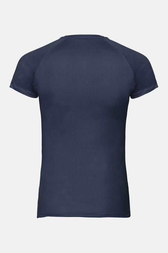 Odlo Active F-Dry Light Shirt Donkerblauw/Marineblauw