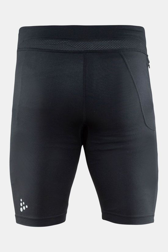 Craft Essential Short Tight Zwart