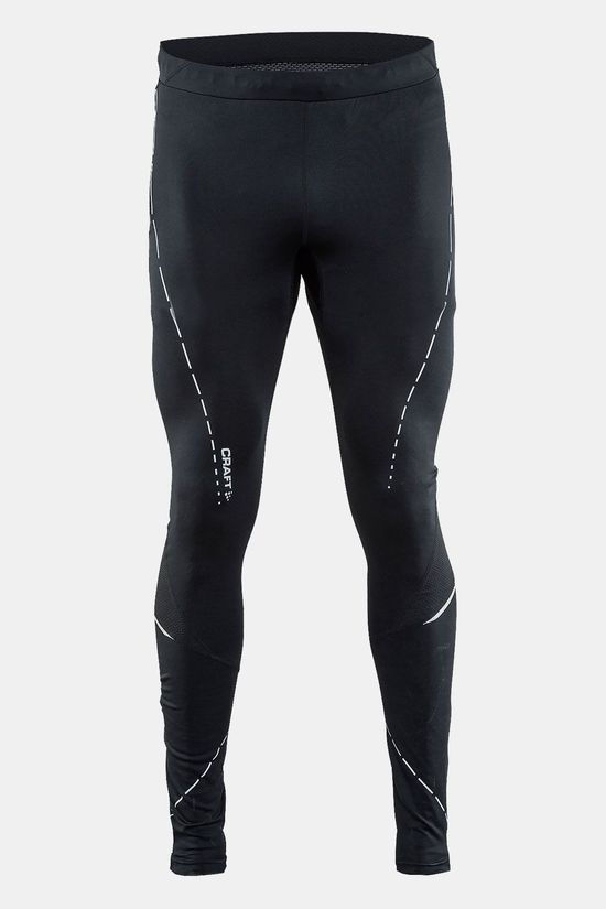 Craft Essential Tight Zwart