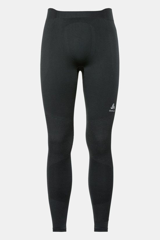Odlo Performance Warm Legging Zwart/Middengrijs