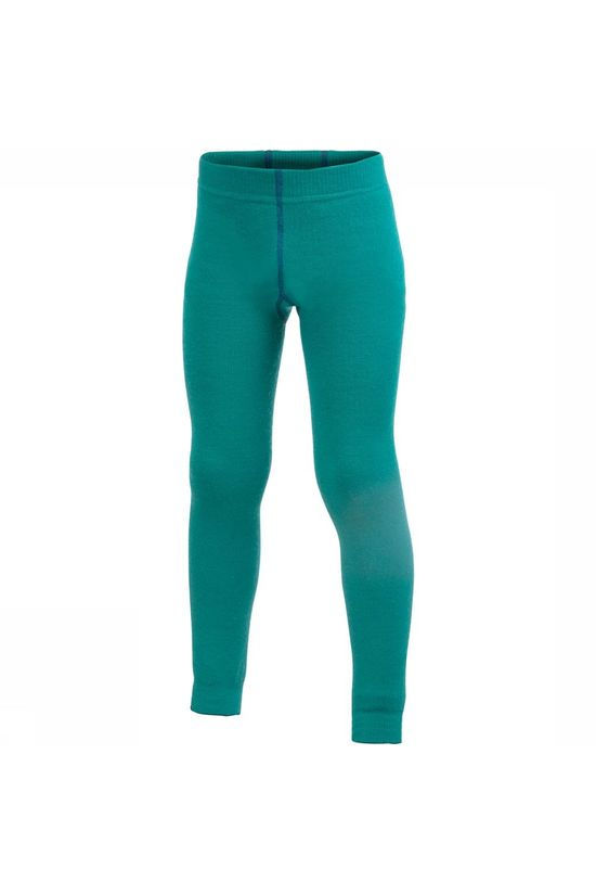 Woolpower Long John 200 Baselayer Broek Junior Middengroen