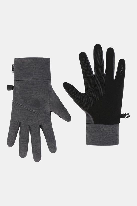 The North Face Etip Handschoen Dames Donkergrijs Mengeling